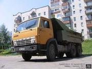 Kamaz-samosval 5511