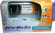 Продам AVerTV CardBus Plus PCMCIA,  состояние: новое