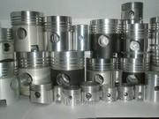 Производство поршней ,  поршневые пальцы и алюминиевое литье.