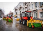 Универсальный  трактор из Беларуси