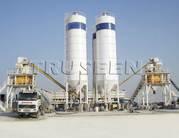 25-180 два бетоносмесительных установки
