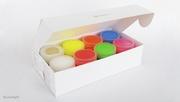 Светящаяся краска для творчества (8 цветов) TM Acmelight
