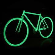 Светящаяся в темноте  краска AcmeLight для велосипеда